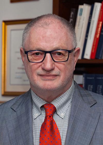 Professor David Wiesenfeld
