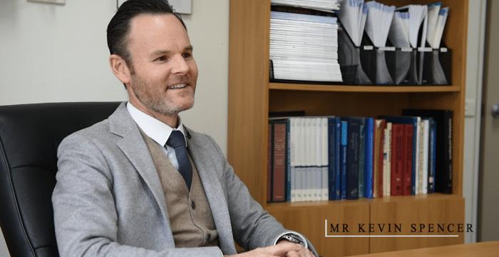 Mr Kevin Spencer