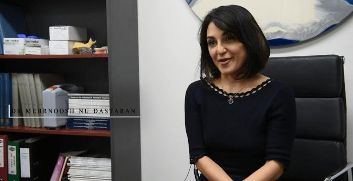 Dr Mehrnoosh (Nu) Dastaran