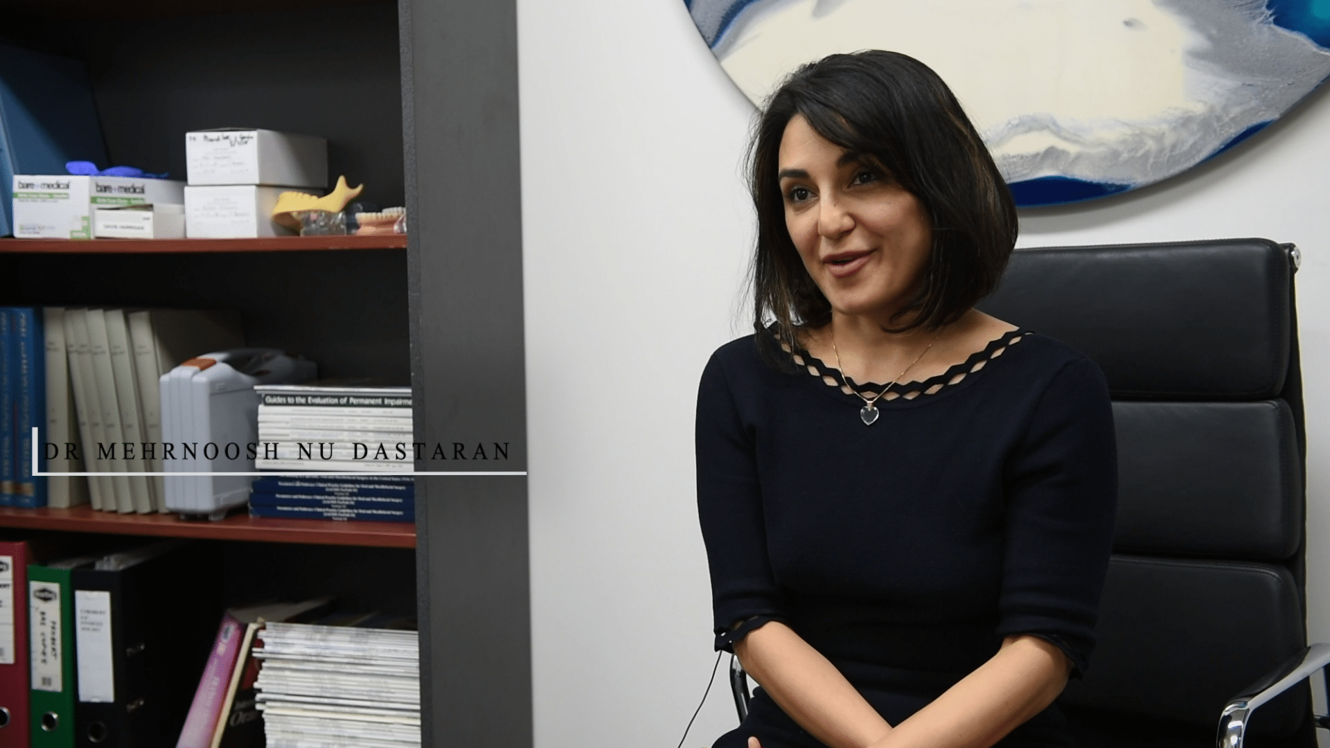 Get to know Dr Mehrnoosh Dastaran